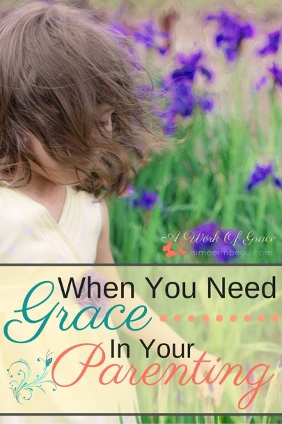Have you ever made a mistake in your parenting? Maybe you feel like every day is a mistake? Well, sister, I am here to remind you of one essential truth. Read this when When You Need Grace In Your Parenting. Christian parenting.