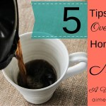 5 Tips For The Overwhelmed Homeschool Mom