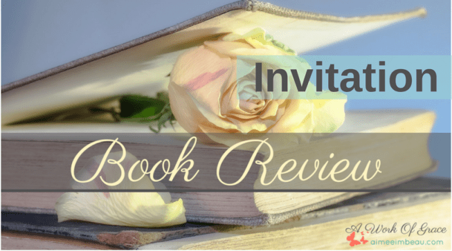 A review of the book Invitation by Bill Myers, Frank Peretti, Angela, Hunt, and Alton Gansky.