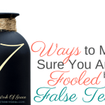 7 Ways to Make Sure You Aren't Fooled by a False Teacher
