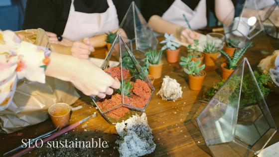 SEO sustainable - aimee jurenka - community