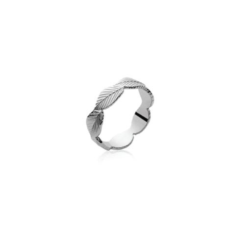 Bague Peach en argent 925 rhodié Aimée Private Collection nouveau modèle influenceuse tendance élégance belle bague
