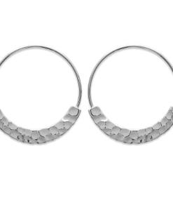 Boucles d'oreilles Timna en argent 925 rhodié Aimée Private Collection nouveau modèle magnifique