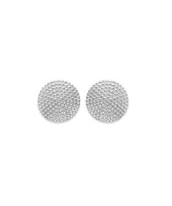 Boucles d'oreilles Fuji en argent 925 rhodié Aimée Private Collection nouveau modèle