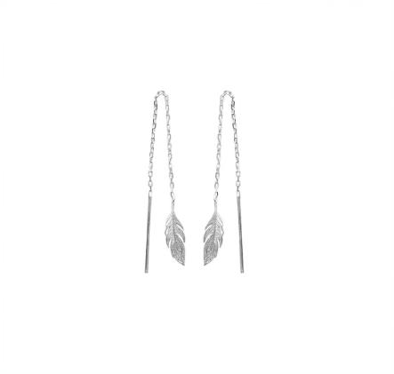 boucles d'oreilles Amy en argent 925 rhodié Aimée Private Collection nouveau modèle