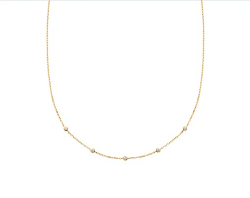 collier winter aimee private collection bijoux