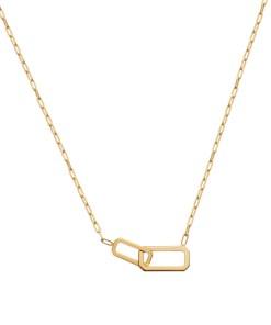 collier reda aimee private collection bijoux paris france plaqué or menotte