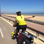 Bicycling the beaches of Normandy