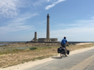 Outside of Barfleur, the 2nd tallest lighthouse in France