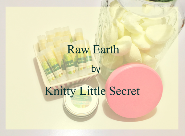 Raw Earth by Knitty Little Secret at Aimee's Nail Studio