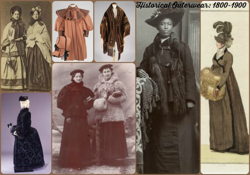 historical outerwear pt 1