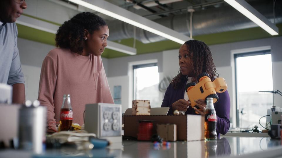 Comment Google, Coca-Cola et d'autres entreprises américaines célèbrent le Mois de l'histoire des Noirs 2020.
