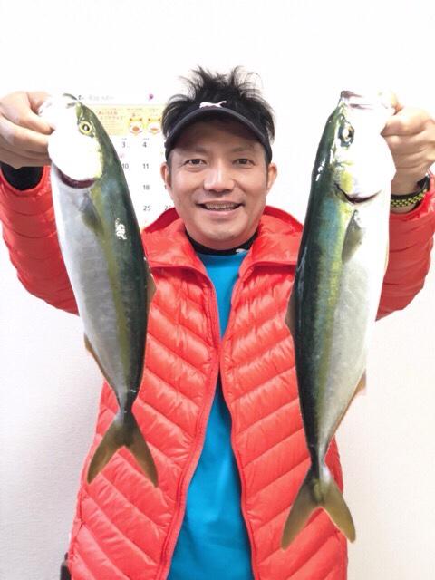 釣り好き美容師鯛釣りに行く