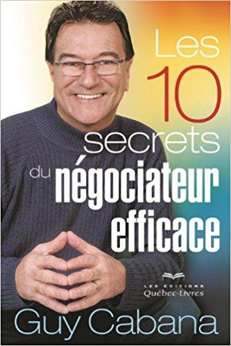 10 secrets du négociateur efficace