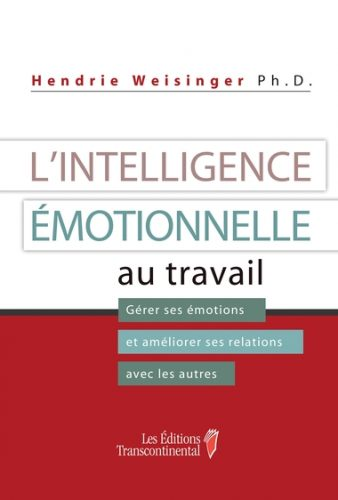 Intelligence émotionnelle au travail