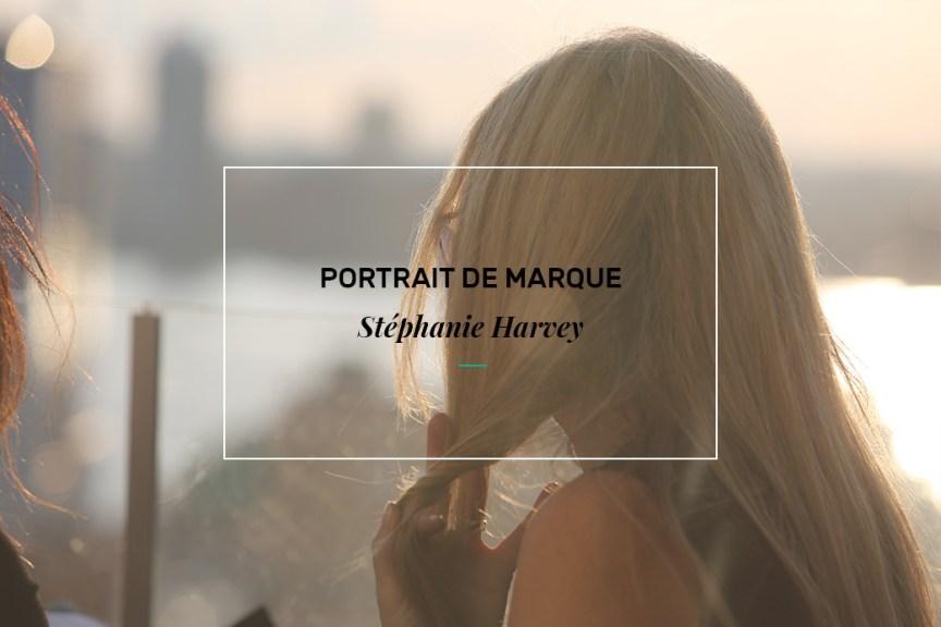 Portrait de Stéphanie Harvey