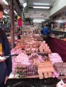 Halva in the Carmel Market