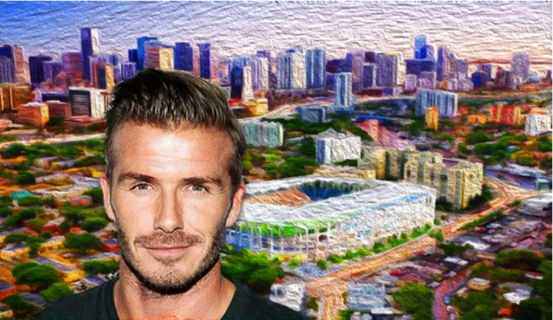 Updates on the Beckham Stadium