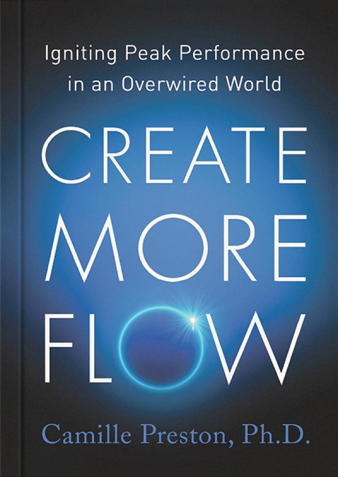 create more flow book
