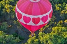 Valentine's Balloon, The Albuquerque International Balloon Fiesta