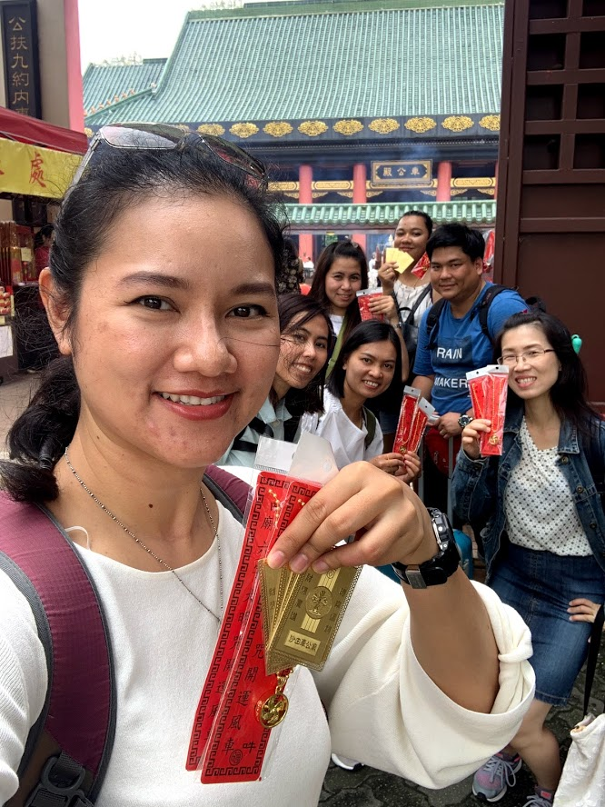 Backpack Hong Kong-Macau 2019 # 07 Che Kung Temple – aim's blog