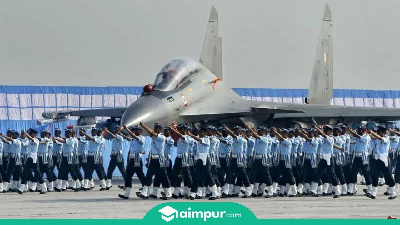 Indian Air force aimpur