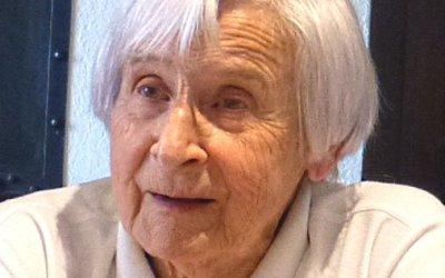 Lucienne Foucras rejoint l'AIMSIB