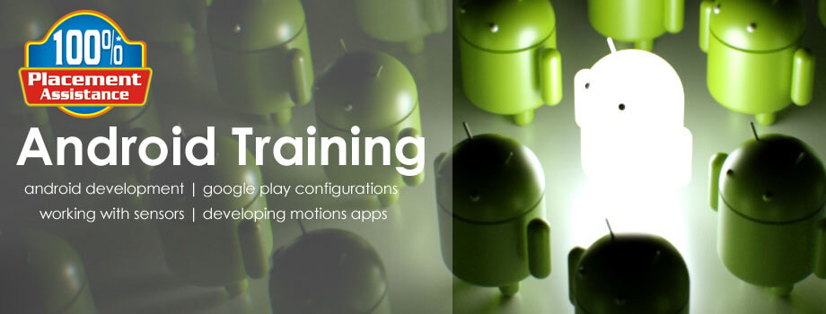 Android-Training two months