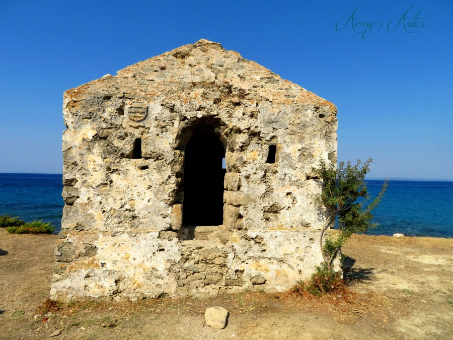 Ruin in Tsilivi
