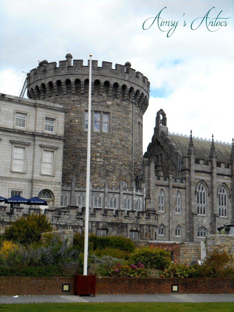Dublin Castle - one of the 10 things to do in Dublin