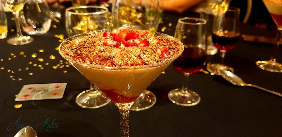 Vegas Greek Yoghurt Martini