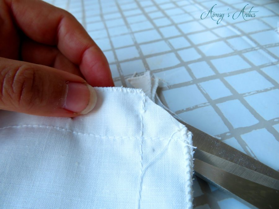 Cutting the corners