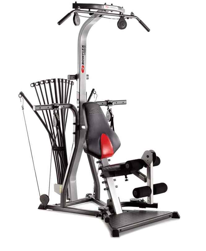 Bowflex Pr1000 Home Gym Assembly Instructions