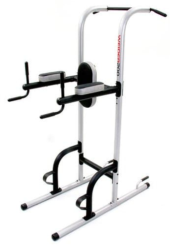 Weider 200 Power Tower Review 2021- Aim Workout