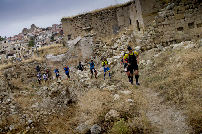 Doi romani in TOP 10 la ultramaratonul din Cappadocia