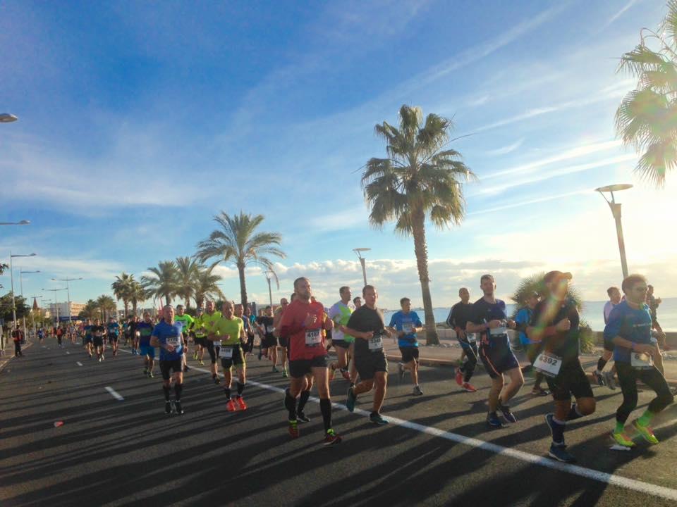 Chapeau, Victor Vlad !!! Sportivul a terminat pe locul 2, categorie, Maratonul Nice Cannes