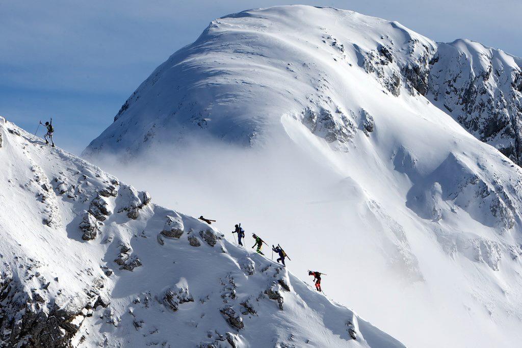Fratii Manea, Palici si Preda vor reprezenta Romania la Mondialele de schi alpinism