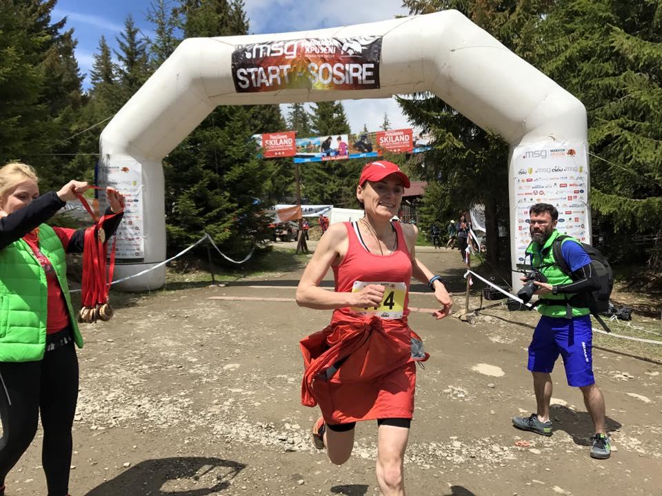 MARATON APUSENI: Nicolae Balan si Dana Marin s-au impus la maraton