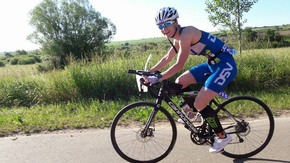 Ironman: Crina Ungureanu-Iron Woman sau cum sa ajungi pe podium in 6 luni