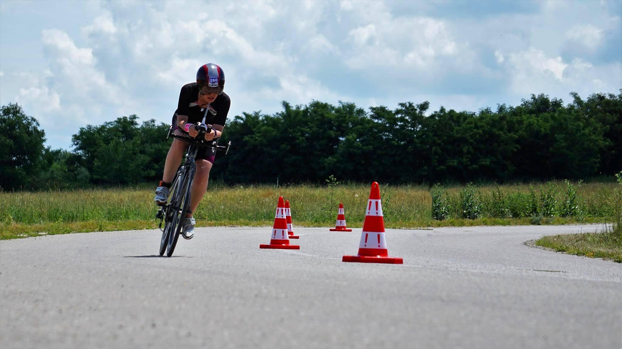 Ironlady de Romania: Dana Torok a spulberat recordul national la Full Ironman