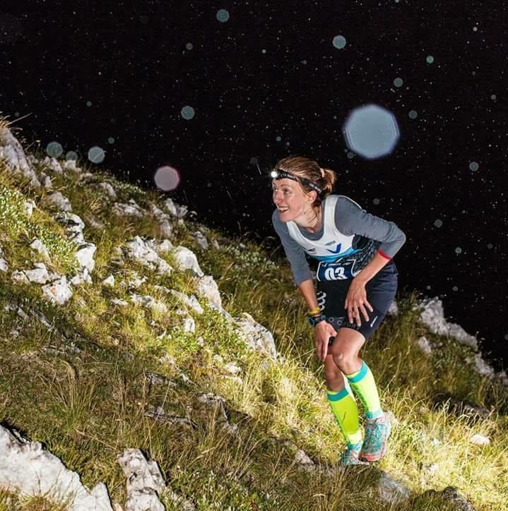 Din noroi a iesit aurul: Ingrid Mutter este campioana europeana la skyrunning!