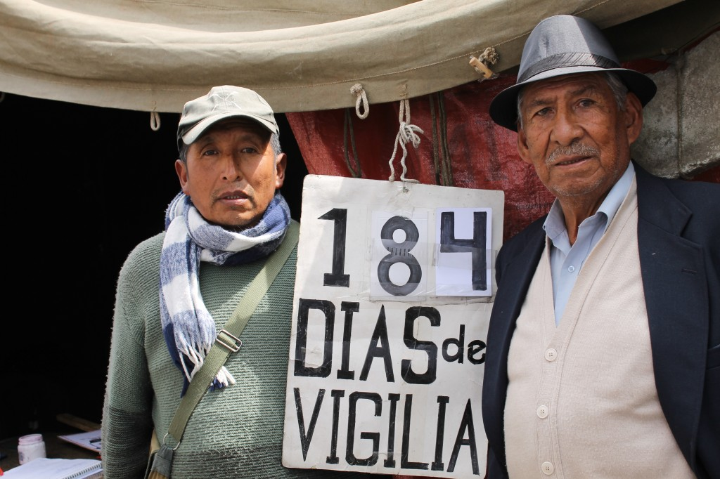 184 Days of Vigil