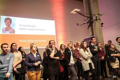 Ainaf - Soirée Cri France et outremer Musée McCord