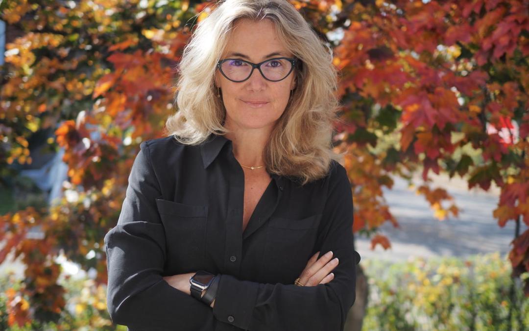 Sandrine Lassalle - Présidente de l'AINAF et DG de Zèbre Stratégie