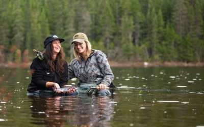 Ouverture des réservations de pêche à la journée de la Sépaq