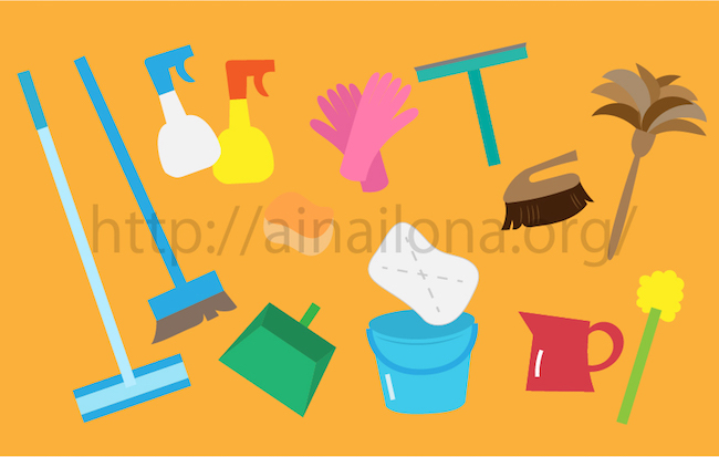 家事えもんの掃除術&万能洗剤の作り方