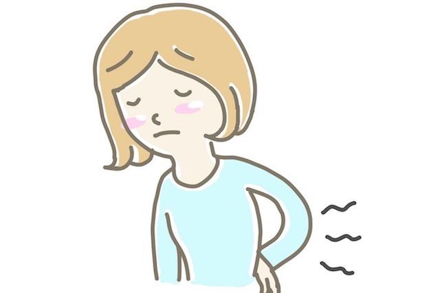 腰痛予防・パカパカ体操