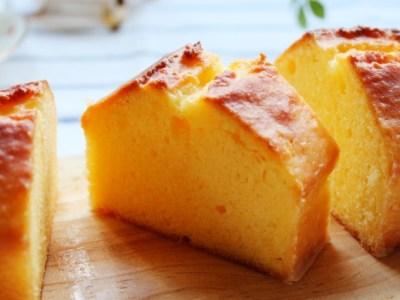 おからのショコラパウンドケーキのレシピ