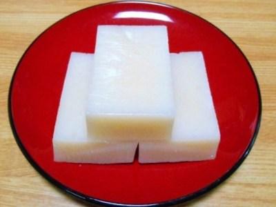 平野レミのとろとろミルク餅のレシピ