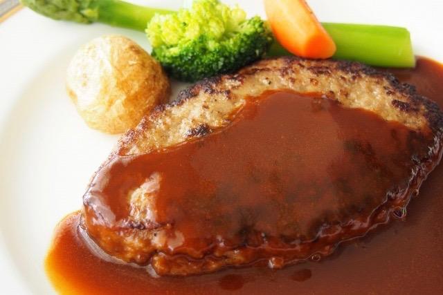 絶品ハンバーグのレシピ